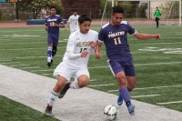 Gallery: Boys Soccer Evergreen @ Highline